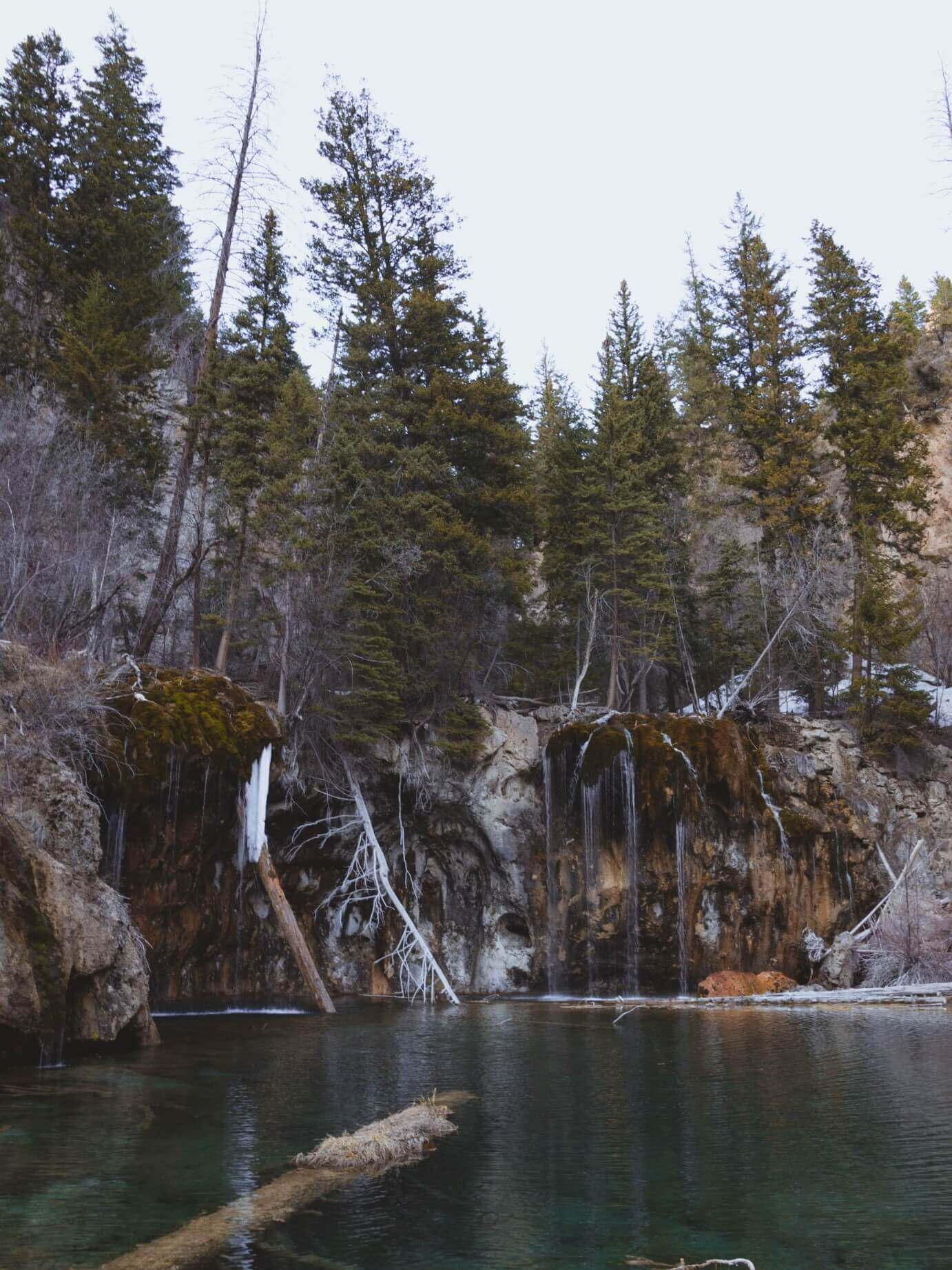 things to see in colorado hanging lake