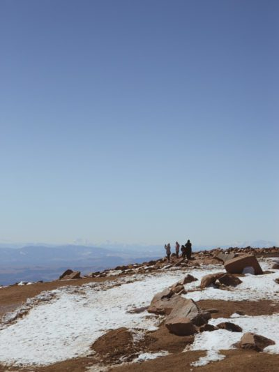 things to see in colorado pikes peak summit